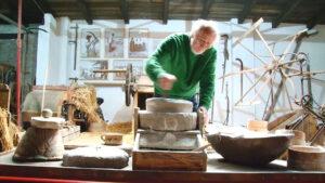 Idejni tvorac, Jeremija, vizuelno dočarava priču o hlebu