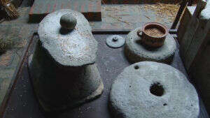 Predmeti pomoću kojih se nekada dobijalo brašno