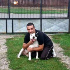 Lazar uslužno šeta i usrećuje pse