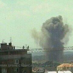 Dan kada su na Šabac padale bombe