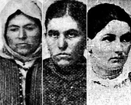 Žene koje su zbog ubistva muža, ljubavnika, svekrve razbijale stereotipe o ženama
