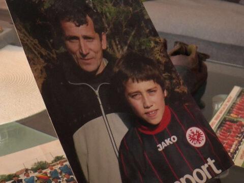 Nenad Gavrić: Verujem da me moj tata gleda sa neba dok igram (VIDEO)