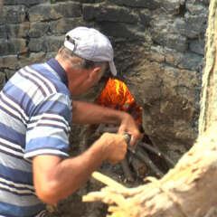 Njihov plamen sagori kamen (VIDEO)