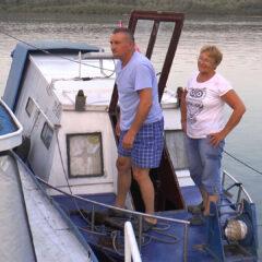Вукица и Радиша живе свој сан на води