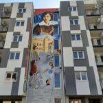 ПРВА ЖЕНА ЛЕКАР У СРБИЈИ ДОБИЛА МУРАЛ У СВОМ РОДНОМ ГРАДУ