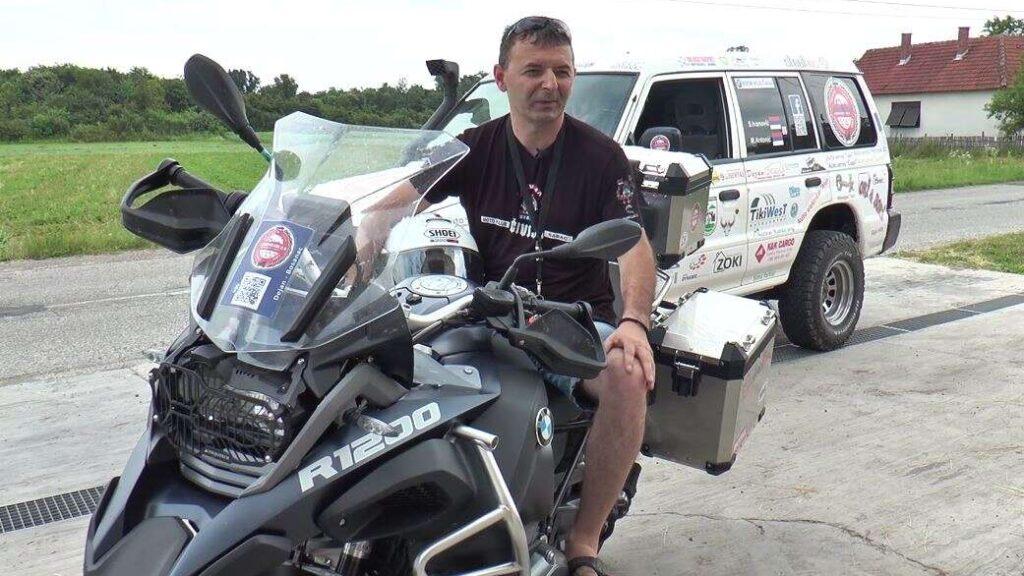 USPEO JE MOTOROM DA OSVOJI MONGOLIJU, ALI GA JE KORONA ZAUSTAVILA (VIDEO)